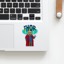Lebowski Thor - Marvel Official Sticker