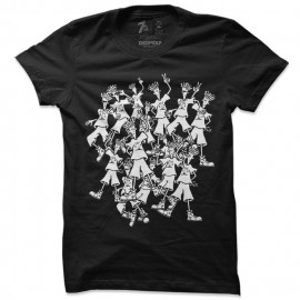 Chill Squad - Fido Dido Official T-shirt