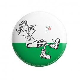 Chillax - Fido Dido Official Badge
