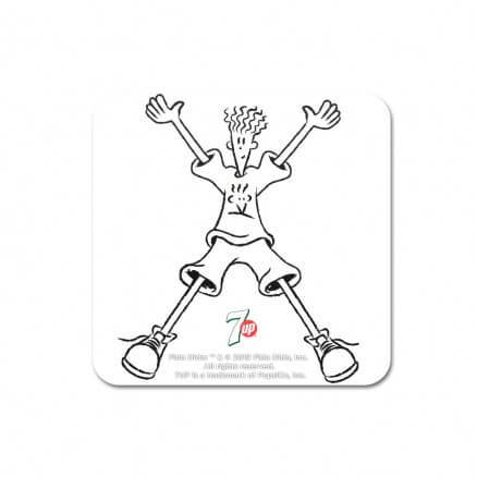 Free Fall - Fido Dido Official Coaster