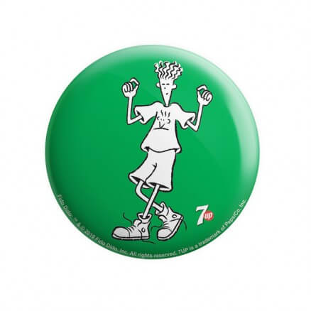King Of Chill - Fido Dido Official Badge