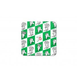 Fido Pattern - Fido Dido Official Coaster