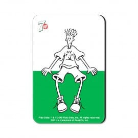 Take A Break - Fido Dido Official Fridge Magnet