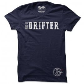 Be A Drifter - Drifters Official T-shirt