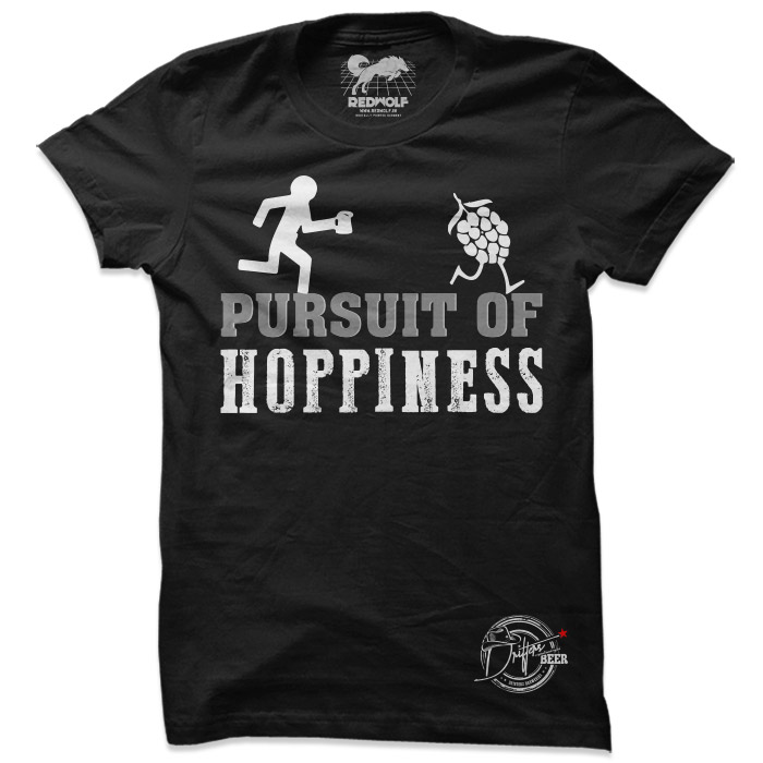 Pursuit Of Hoppiness - Drifters Official T-shirt