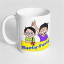 Soti Porgi And Monty Fonty - Coffee Mug
