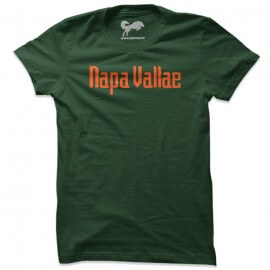Napa Vallae (Green & Orange) - T-shirt