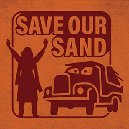 Save Our Sand Merchandise