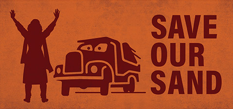 Save Our Sand - Official Merchandise