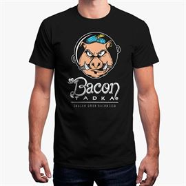 Bacon Tadka Logo T-Shirt