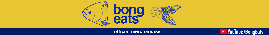 Bong Eats - Official Merchandise