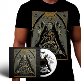 Tenebris T-shirt + CD [Pre-order - Ships 6th September 2019]