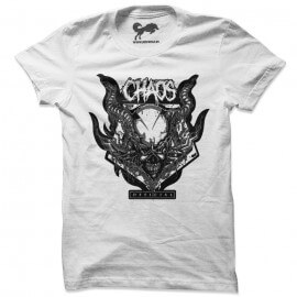 Chaos Clan T-shirt [Pre-order - Ships 18th September 2019]