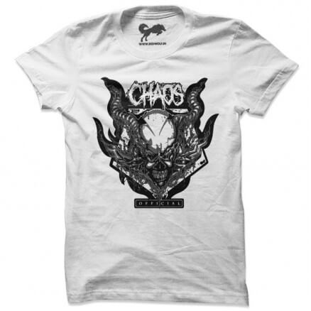 Chaos Clan T-shirt [Pre-order - Ships 11th October 2019]