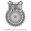 Hymnus de Antitheist T-Shirt - White [Pre-order - Ships 23rd April 2019]
