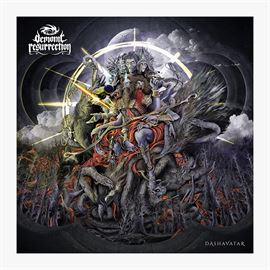 Demonic Resurrection - Dashavatar CD