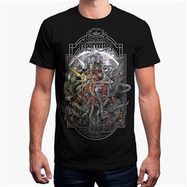 Demonic Resurrection - Dashavatar T-Shirt + Digital Download