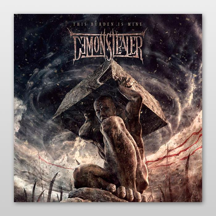 Demonstealer - This Burden Is Mine (CD)