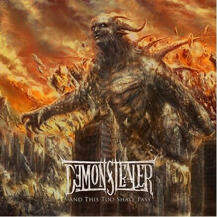 Demonstealer - And This Too Shall Pass [EP Digital Download] - Releases on 11th December 2020