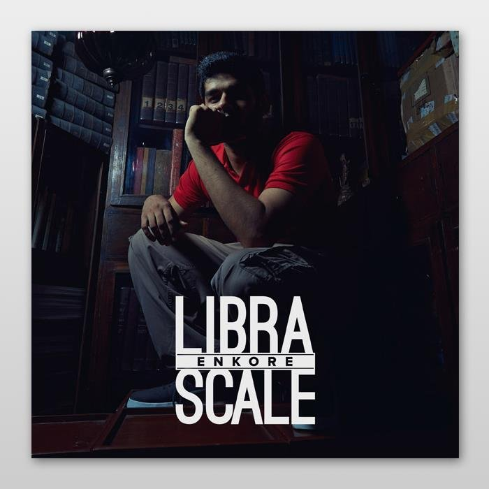 Enkore Libra Scale: CD + Poster