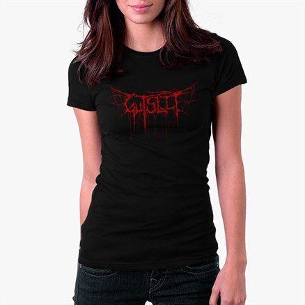 Gutslit: Red Logo - Women's T-shirt