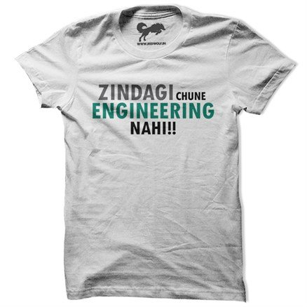 Zindagi Chune Engineering Nahi [Pre-order - Ships 24th July 2018]