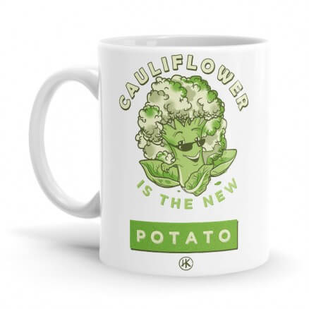 Cauliflower -  Mug