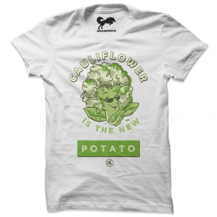 Cauliflower - T-Shirt