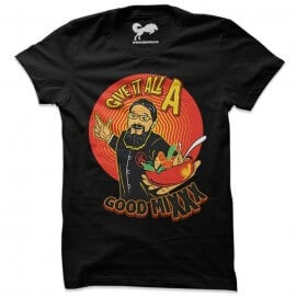 Good Mix (Black) - T-Shirt [Pre-Order - Ships 12th March 2020]
