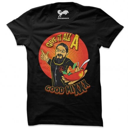 Good Mix (Black) - T-Shirt