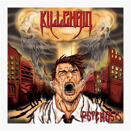 Killchain - Psychosis (CD)