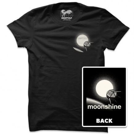 Traditional - Moonshine Official Tshirt