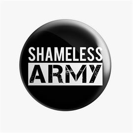 MostlySane: Shameless Army Badge