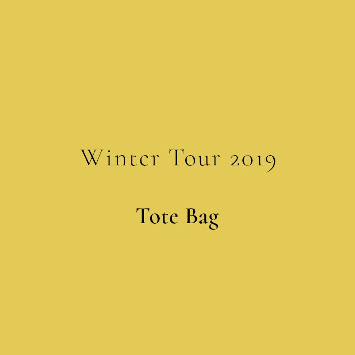 Winter Tour 2019 - Tote Bag