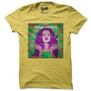 Girls Amass T-shirt [Campaign Ended]