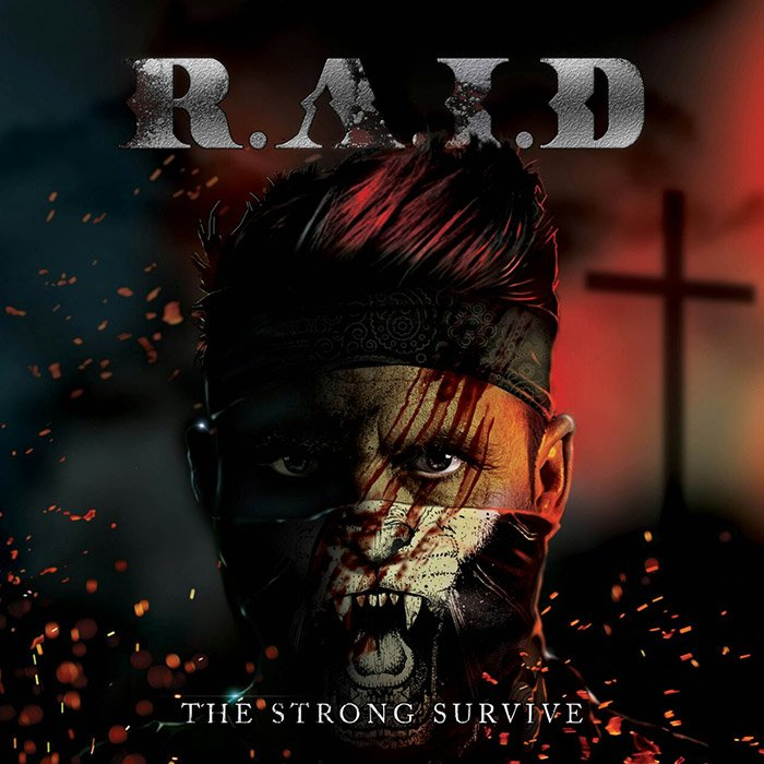 R.A.I.D: The Strong Survive CD