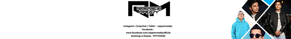 Rapper Maddy - Official Merchandise