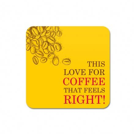 Ravinder Singh Coaster - Coffee