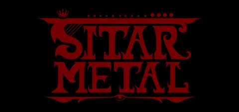 Sitar Metal - Official Merchandise