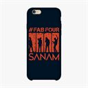 Sanam: #FabFour Silhouette - Mobile Cover [Pre-order - Ships 24th January 2018]