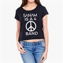 Sanam Is A 4 Peace Band Crop Top [Pre-order - Ships 29th January 2018]