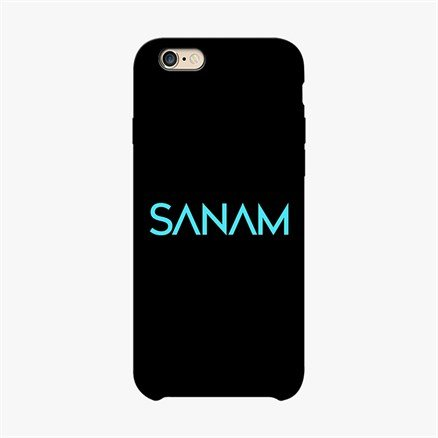 Sanam: Logo - Mobile Cover [Pre-order - Ships 24th January 2018]