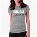 Sanam: Logos - Women's T-shirt [Pre-order - Ships 29th January 2018]