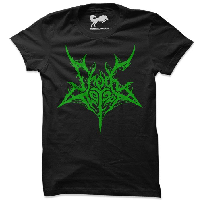 Shock Therapy Band Logo T-shirt [Pre-order - Ships 14th March 2019]