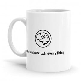 Neuroscience (White) - Coffee Mug