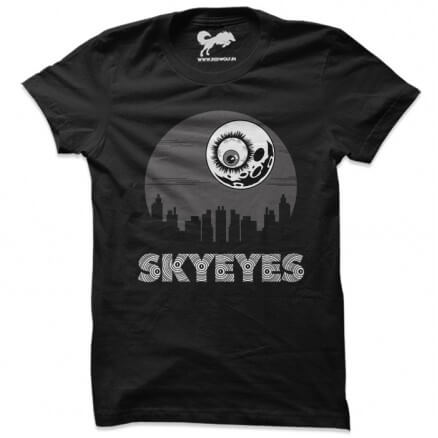 SkyEyes - Tshirt [Campaign Closed]