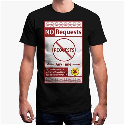 Su Real: No Requests