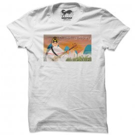 Quiet A Story (White) - T-shirt