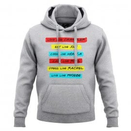 The Gang (Heather Grey) - Hoodie