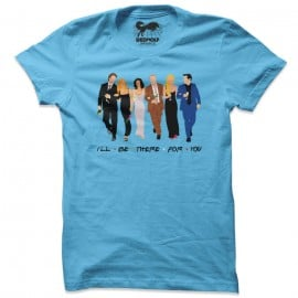 There For You (Light Blue) - T-shirt